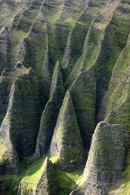 Cathedral Cliffs, Kauai