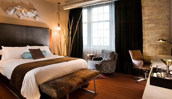 7 Reasons This Milwaukee Hotel Is Hipper Than the Rest