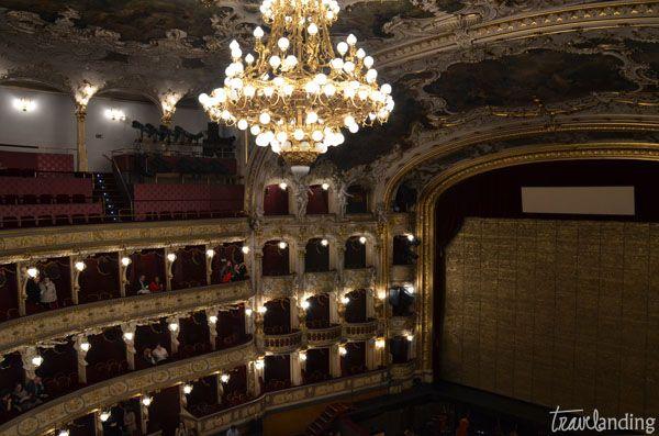 Opera de Praga. Praga en dos días