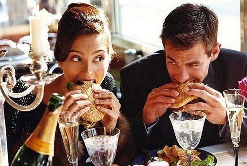 ladylike law #5: restaurant etiquette