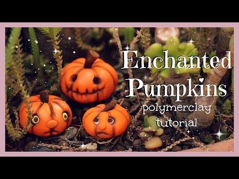 Creating Dollhouse Miniatures: Enchanted Pumpkins Tutorial