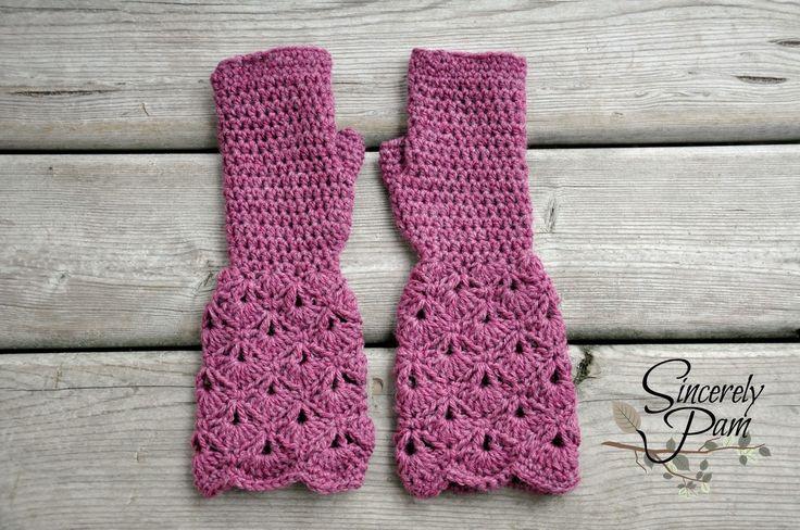 Free pattern - Shelby Fingerless Gloves & Mittens - child & adult sizes, thanks so xox  ☆ ★   https://www.pinterest.com/peacefuldoves/