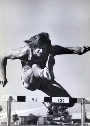 Bruce Jenner's Olympic dream began in San Jose - San Jose Mercury News