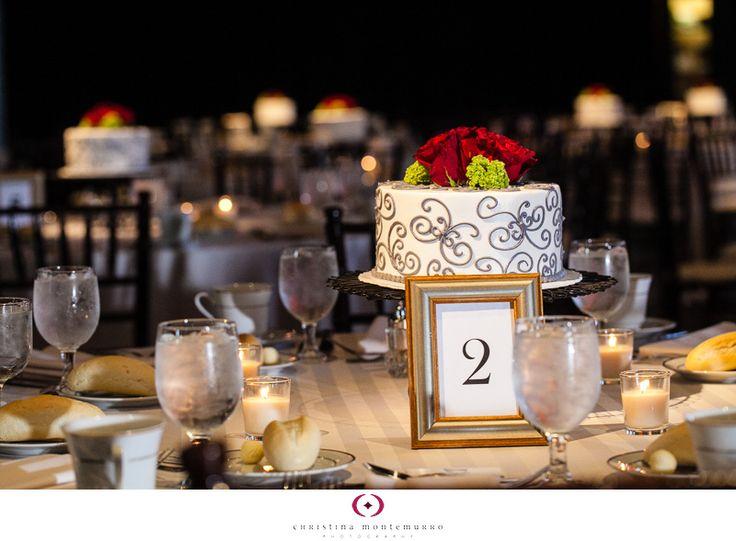 Best cake centerpieces ideas on pinterest