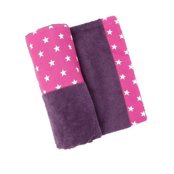 Starfish - Fuchsia Towel