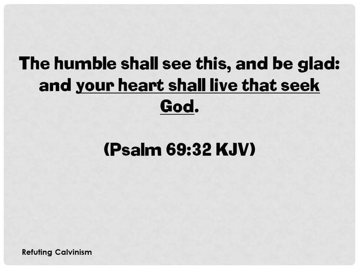 Psalm 69:32 KJV