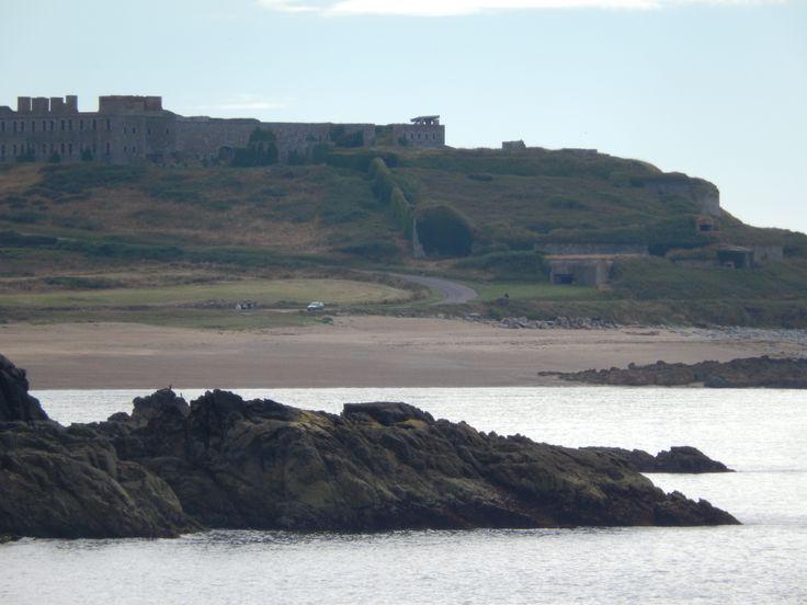 Fort Tourgis and Platte Saline, Alderney