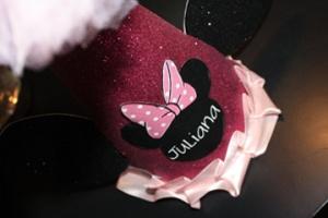 pink MinnieEventskid Parties, Pink Minnie, Minnie'S Mouse'S Piece, Minnie Mouse, Parties Paper, Events Kids Parties, Cupcakes Stands