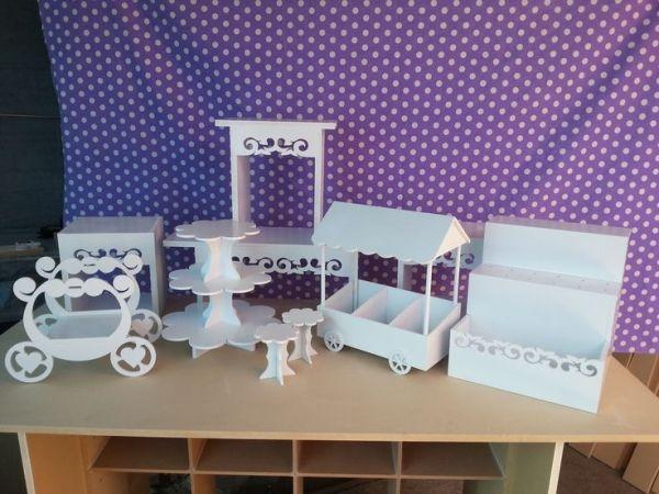 Muebles de Candy Bar, incorporados para tus fiestas by ella