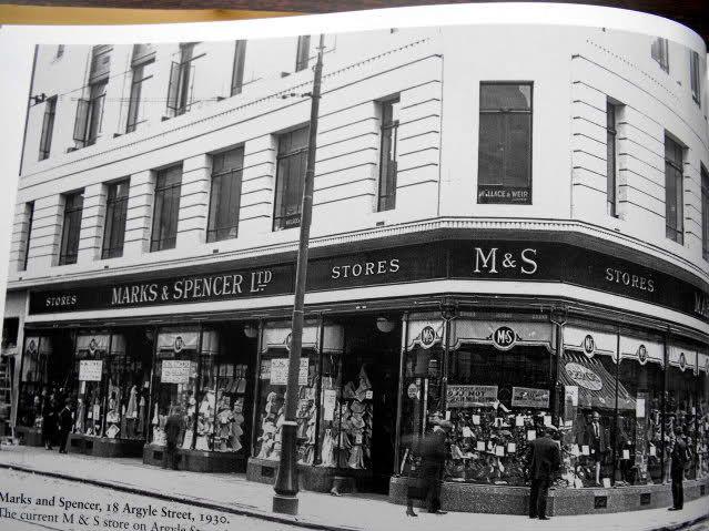 Old Shops in Glasgow
