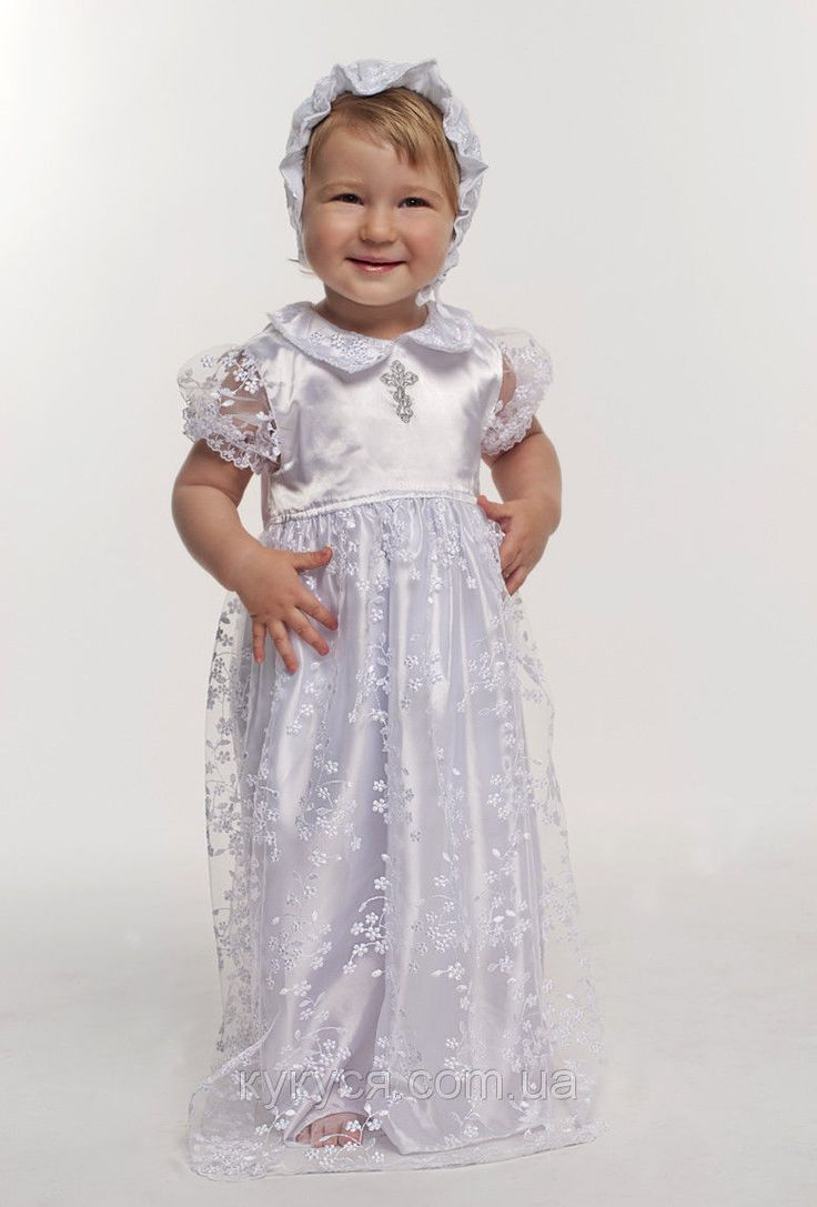 схемы платья крючком на 3-х месячную девочку