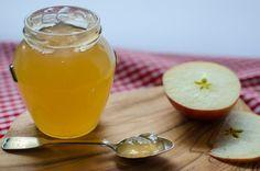 Apfelgelee mit Vanille und Zimt