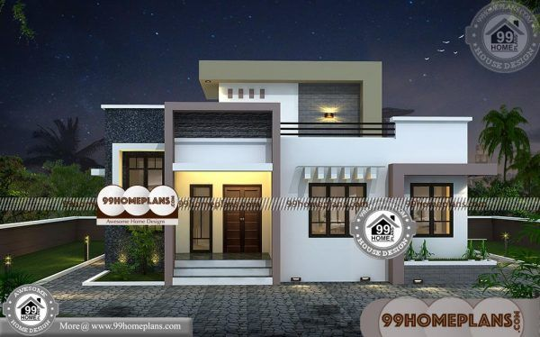 Low Cost Two Storey House Design Cost Effective 3d Elevation Plans Two Storey House 3d House Plans House Design