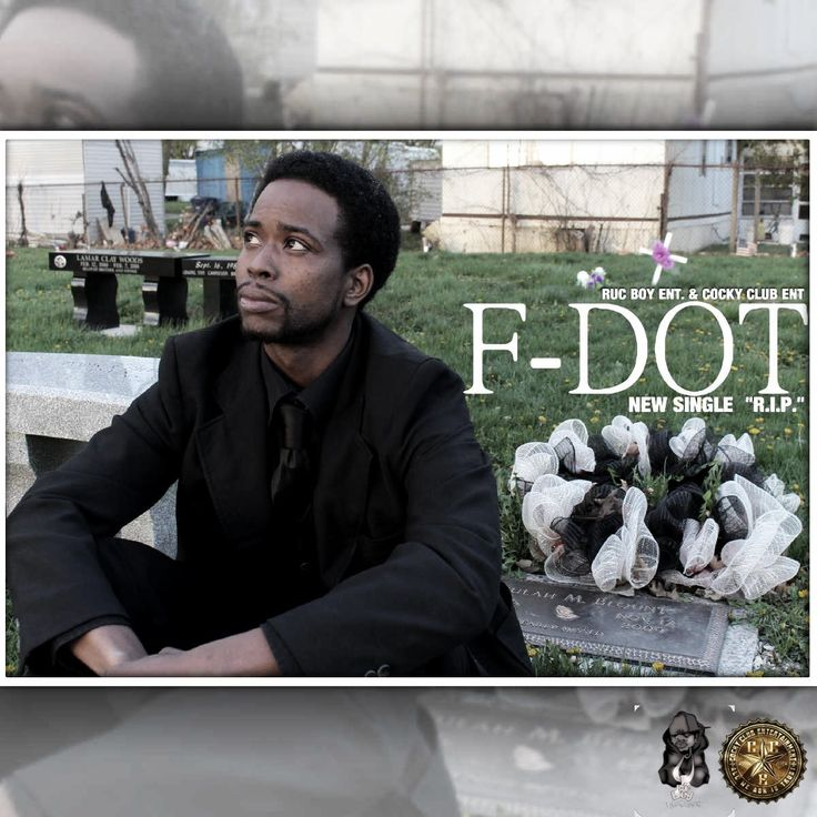 """F-DOT """"R.I.P."""" (OFFICIAL VIDEO)"""