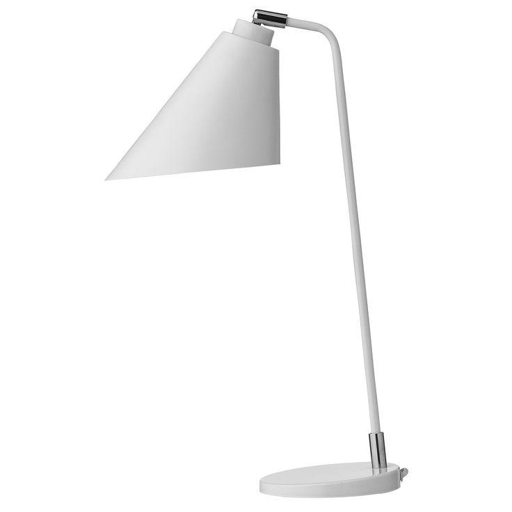 Beep bordlampe, hvit i gruppen Belysning / Lamper / Bordlamper hos ROOM21.no (129248)