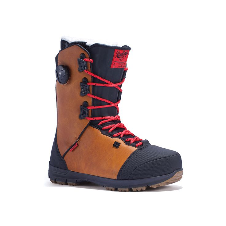 Fuse Boots | Men's Snowboard Boots | Ride Snowboards 2016-2017 Collection