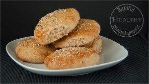 Vollkorn- Burger Buns - für das kommende Grill-Wochenende - Bejana Gesund.Genuss