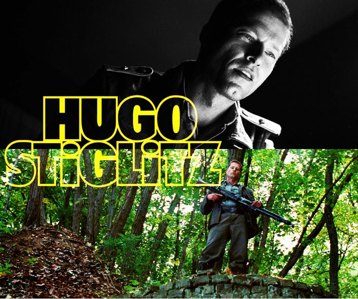 "Inglourious Basterds: ""Everybody in the German army's heard of Hugo Stiglitz."""