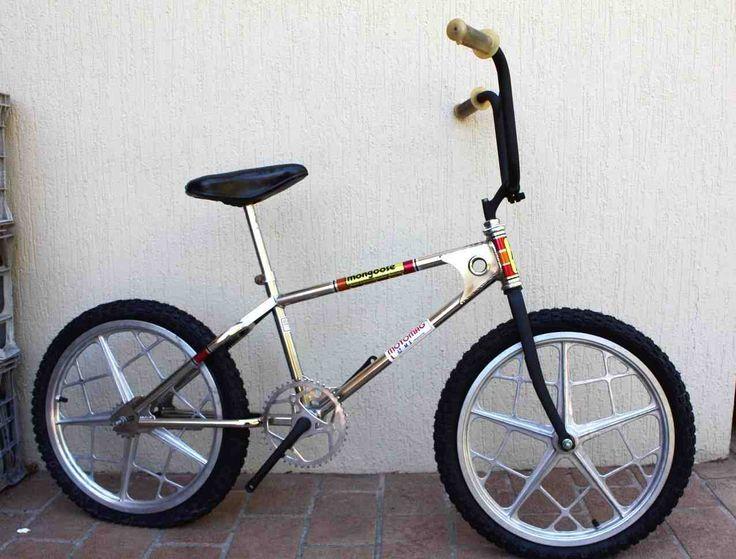 Vintage Mongoose Bmx Bikes for Sale