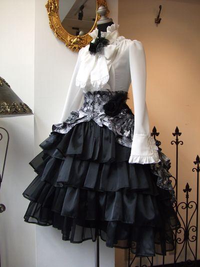 ♥ Atelier Boz ♥ ~ mes coups de coeur ~   Art du noir, mode et culture
