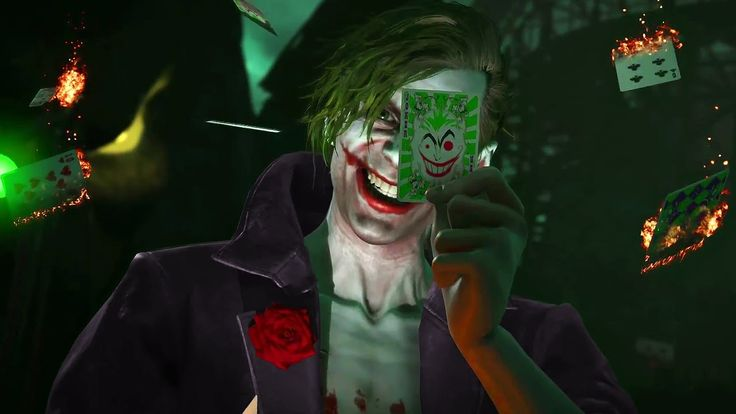 Injustice 2 - Introducing Joker! https://youtu.be/Z5plvFE63C4 #gamernews #gamer #gaming #games #Xbox #news #PS4