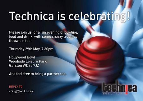 Technica Solutions - Strike!