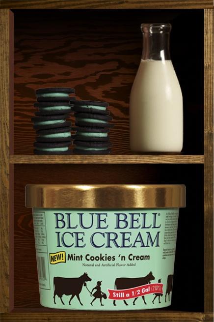 Blue Bell Ice Cream Factory