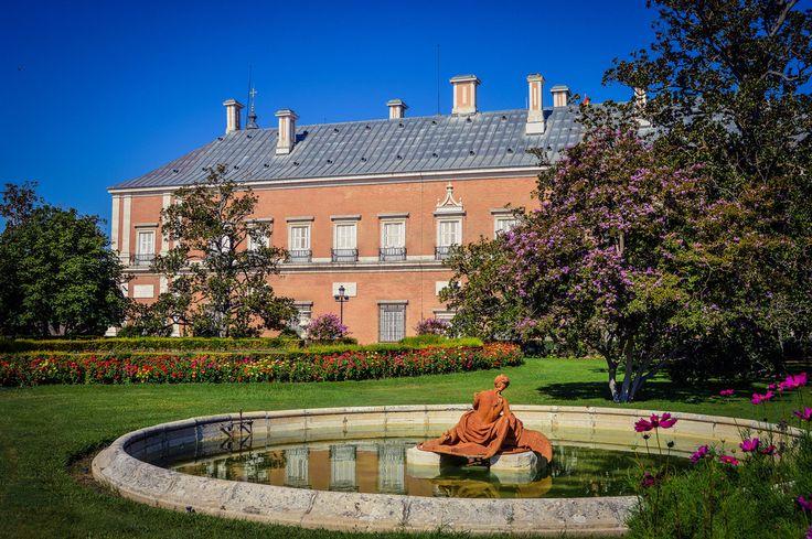 Palacio real de aranjuez jardines de la isla aranjuez for Aranjuez palacio real y jardines