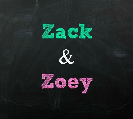 Zack and Zoey Twin Baby Names | Disney Baby