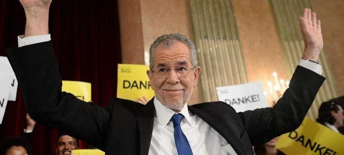 """""""Πράσινος"""", τελικά ο νέος καγκελάριος της Αυστρίας.   Greek Canadian Online Media"""