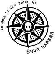 38 main Street  New Paltz, NY 12561  (845) 255-9800  FBpage  https://www.facebook.com/pages/Snug-Harbor-Bar-and-Grill/120345607982808?ref=ts  Twitter  @Snugs_NewPaltz  https://twitter.com/#!/Snugs_NewPaltz  WebPage