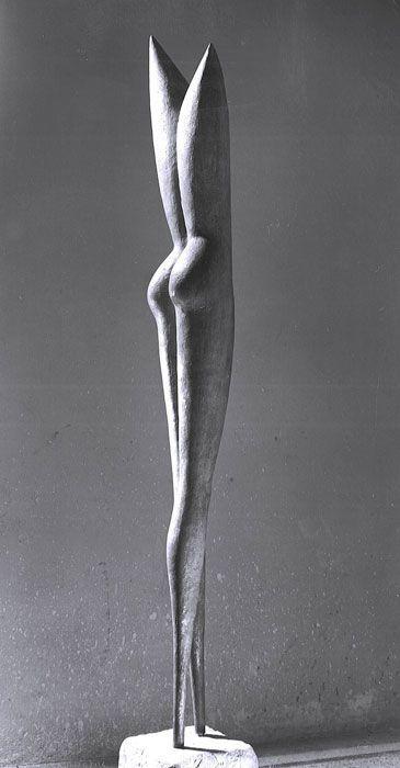 europeansculpture: Marcello Mascherini - Icaro, 1957