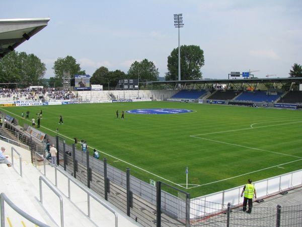 FSV Frankfurt - Stadion am Bornheimger Hang