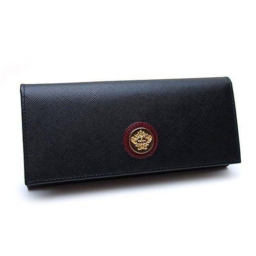 Orobianco オロビアンコ 長財布 FIDELIO-G SAFFIANO NERO/RUBINO 革 ブラック メンズ, http://www.amazon.co.jp/dp/B00JYP8O4G/ref=cm_sw_r_pi_awdl_0IHxvb0CYHME6