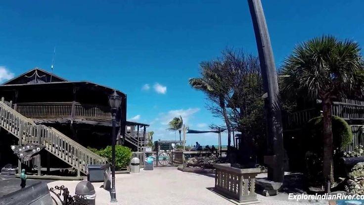 A View from the Driftwood Inn, Vero Beach, Florida
