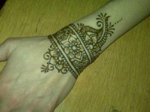 Mehndi Wrist Tattoo : Best tattoos images henna patterns tattoo ideas