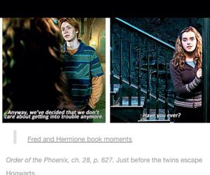 They don't get much interaction in the movies (and Jo considered making them end up together)