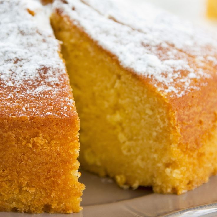 A delicious butter cake recipe that is worth the 10 egg yolks used!. Butter Cake Recipe from Grandmothers Kitchen.