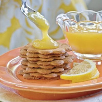 Le migliori Ricette Americane: Lemon Curd al Microonde