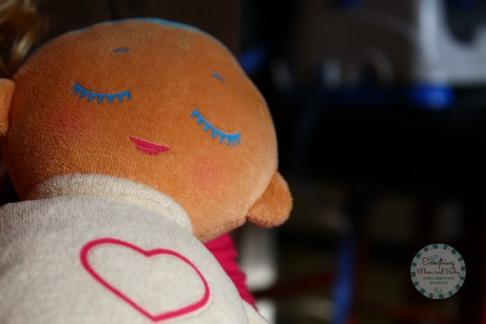 Lulla Doll for preemies, infants & tots! The magical doll you need to get for better sleep.