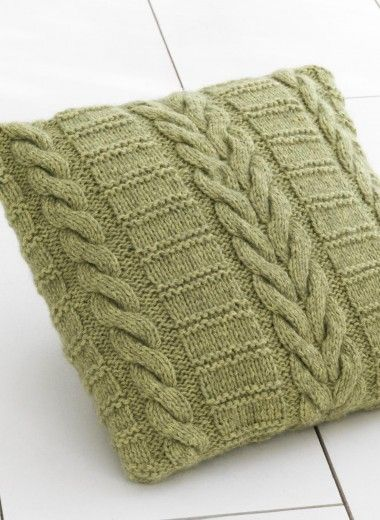 Mag 159 - #18 - Green cushion Patterns