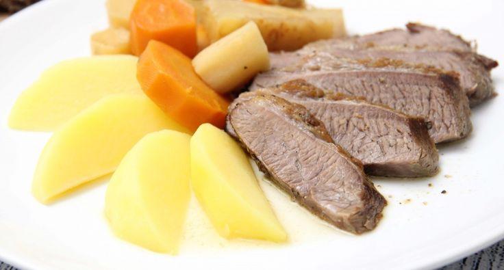 Zöldséges marhasült recept | APRÓSÉF.HU - receptek képekkel