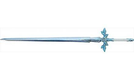 sao キリトの 夜空の剣 とユージオの 青薔薇の剣 が エターナルマスターピース シリーズに登場 amazonで予約受付中 電撃ホビーウェブ sao キリト ユージオ 剣