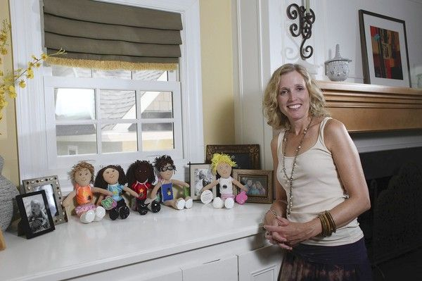 """Chicago Tribune, """"How one mother's desire to empower her daughter inspired the Dream Big Toy Co."""""""