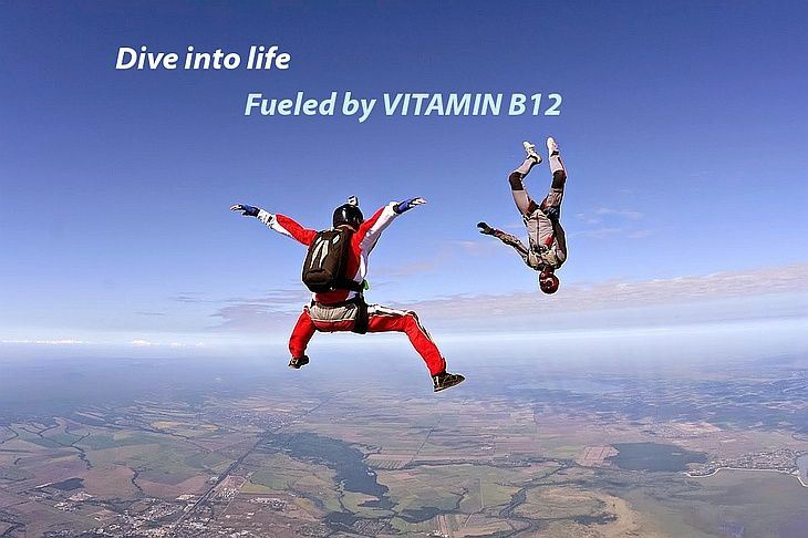 Vitamin B12 takes you places. #B12Injections #B12Shots