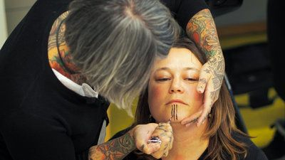 85 best eng 105 images on pinterest gay horror films for Tattoo parlors in anchorage
