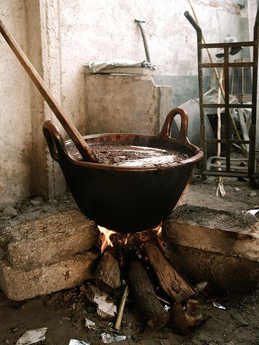 Old School Mole Sauce. If you know how many hours go into this traditional mexican sauce!