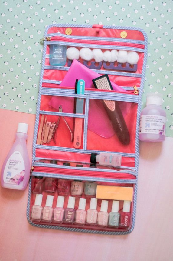I've spent years trying testing and curating the absolute best DIY nail kit to g...