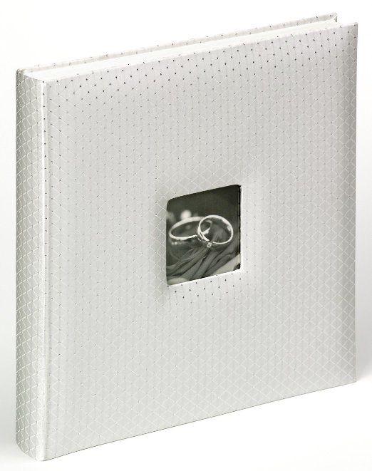 Walther, Album per le Nozze, Glamour, UH-160, 60 Pagine Bianche, Bianco