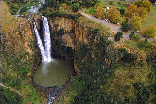 Howick Falls Kwazulu Natal